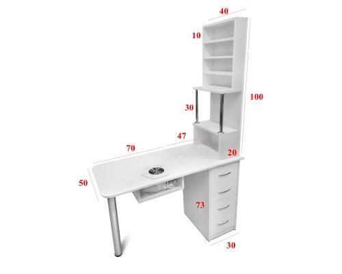 Маникюрный стол МС-129