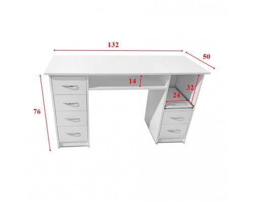 Маникюрный стол МС-134-2