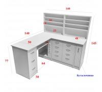 Маникюрный стол МС-170